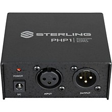 Sterling Audio PHP1 48V Phantom Power Supply