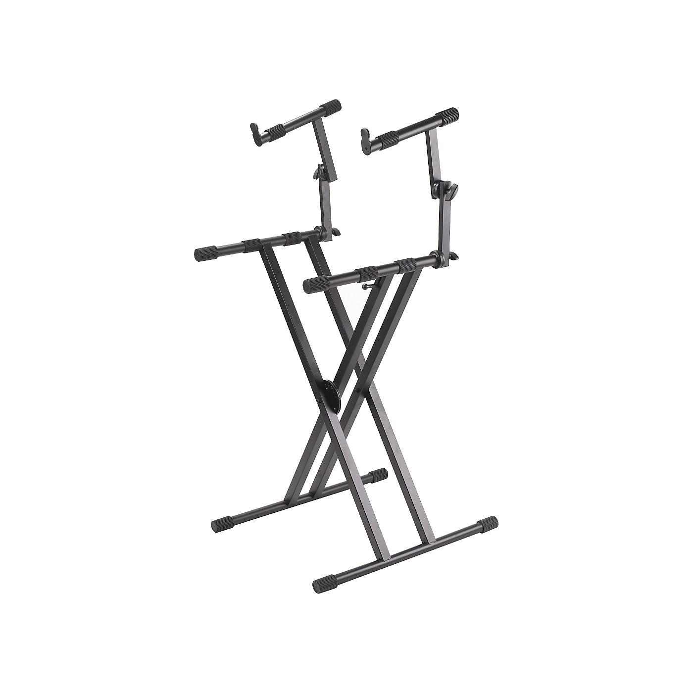 Proline PL402 2-Tier Double X-Braced Keyboard Stand thumbnail