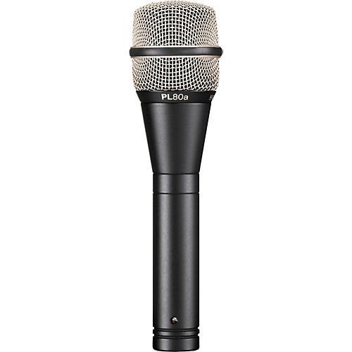 Electro-Voice PL80 Dynamic Microphone thumbnail