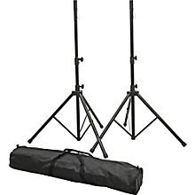 Proline PLSP1 Speaker Stand Set with Bag