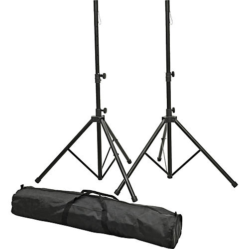 Proline PLSP1 Speaker Stand Set with Bag thumbnail