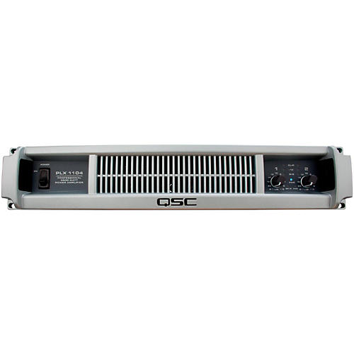 QSC PLX1104 Professional Power Amplifier thumbnail