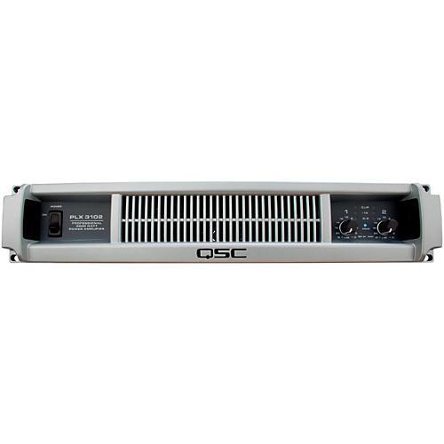 QSC PLX3102 Professional Power Amplifier-thumbnail