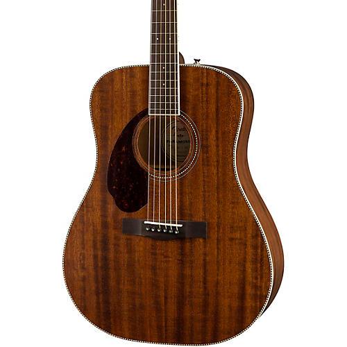 Fender PM-1 Dreadnought All-Mahogany Left-Handed Acoustic Guitar thumbnail