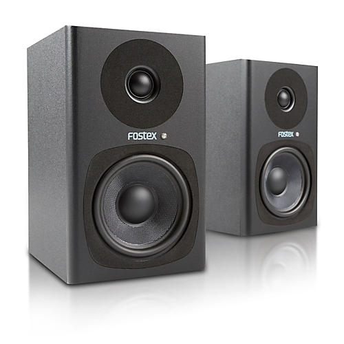 Fostex PM0.4d Powered Studio Monitor (Pair) thumbnail