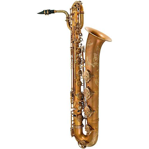 P. Mauriat PMB-300 Professional Baritone Saxophone thumbnail