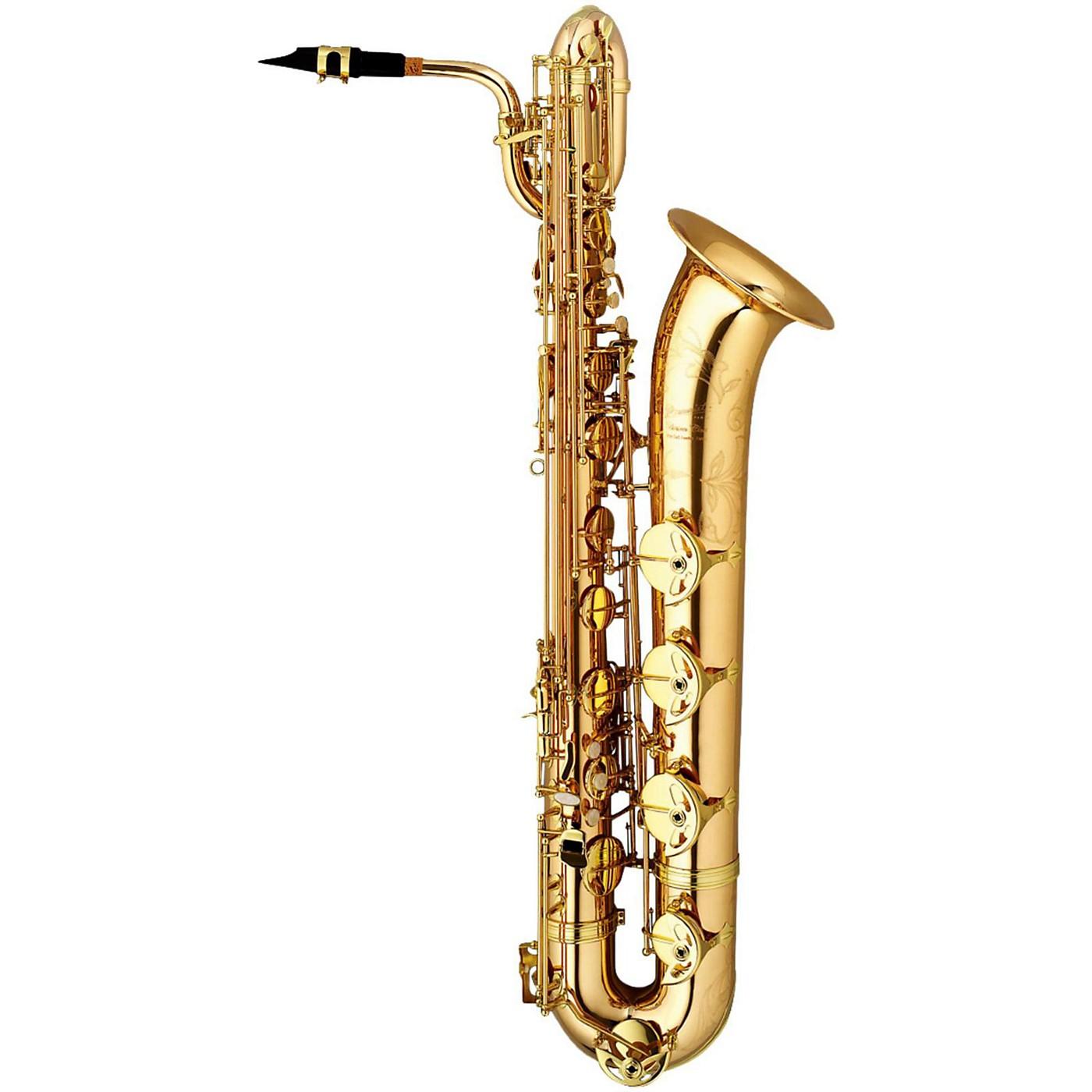 P. Mauriat PMB-301GL Professional Baritone Saxophone thumbnail