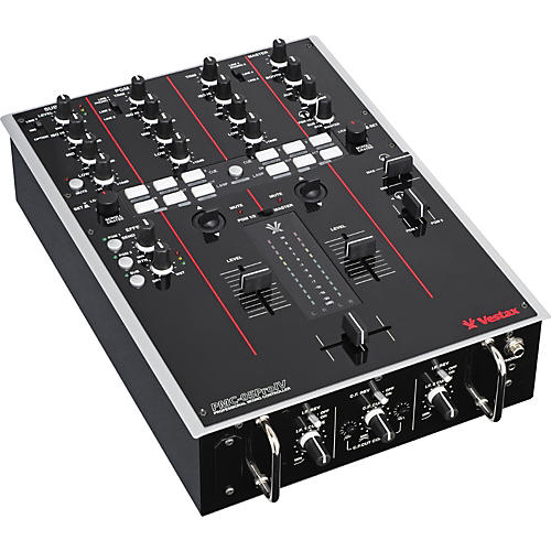 Vestax PMC-05 ProIV 2-Channel Digital DJ Battle mixer with MIDI thumbnail
