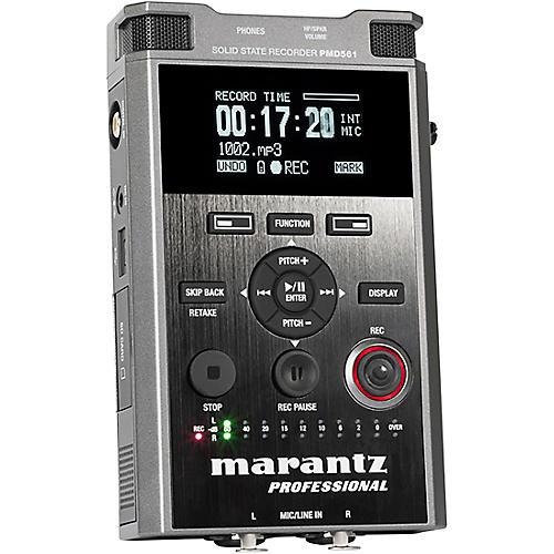 Marantz Professional PMD-561 Handheld Solid-State Recorder thumbnail