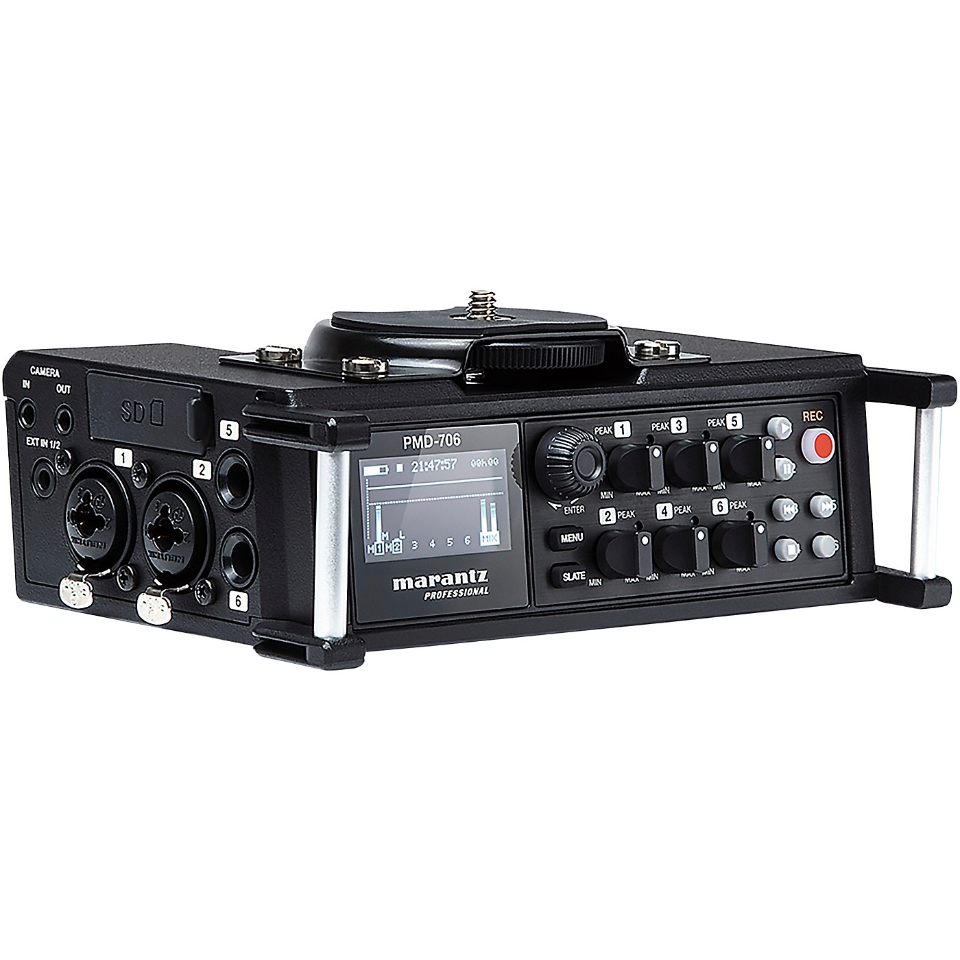 Marantz Professional PMD-706 6-Channel Professional Field Recorder thumbnail