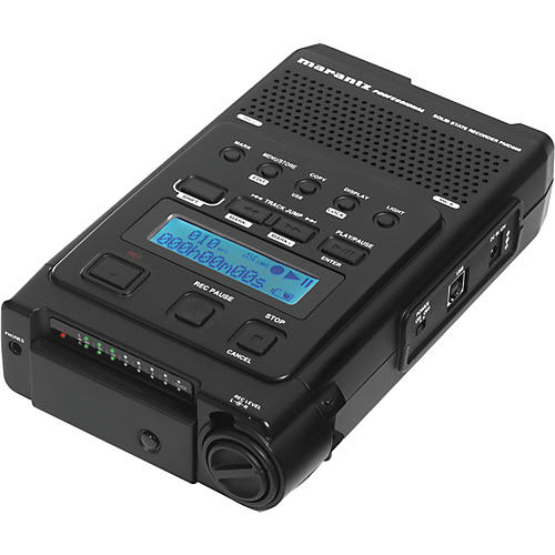 Marantz PMD660 Handheld CompactFlash Recorder-thumbnail