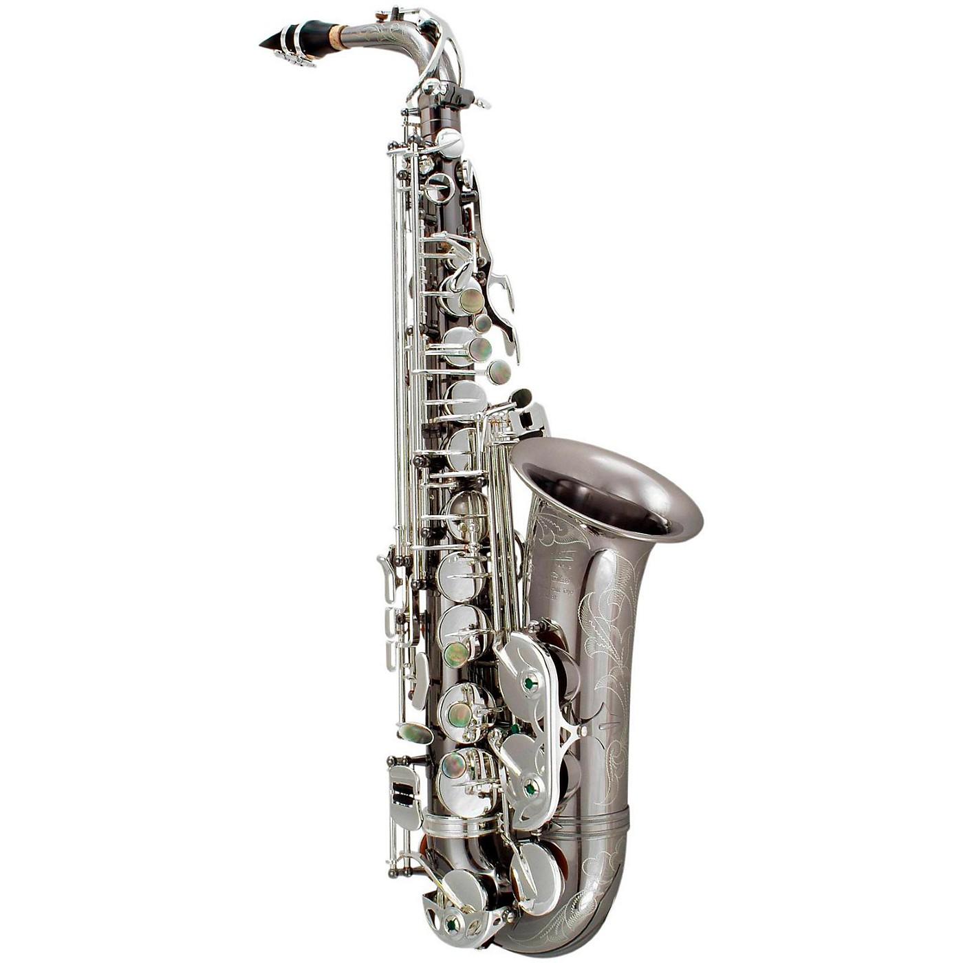 P. Mauriat PMSA-500BXSK 'Black Pearl' Professional Alto Saxophone thumbnail