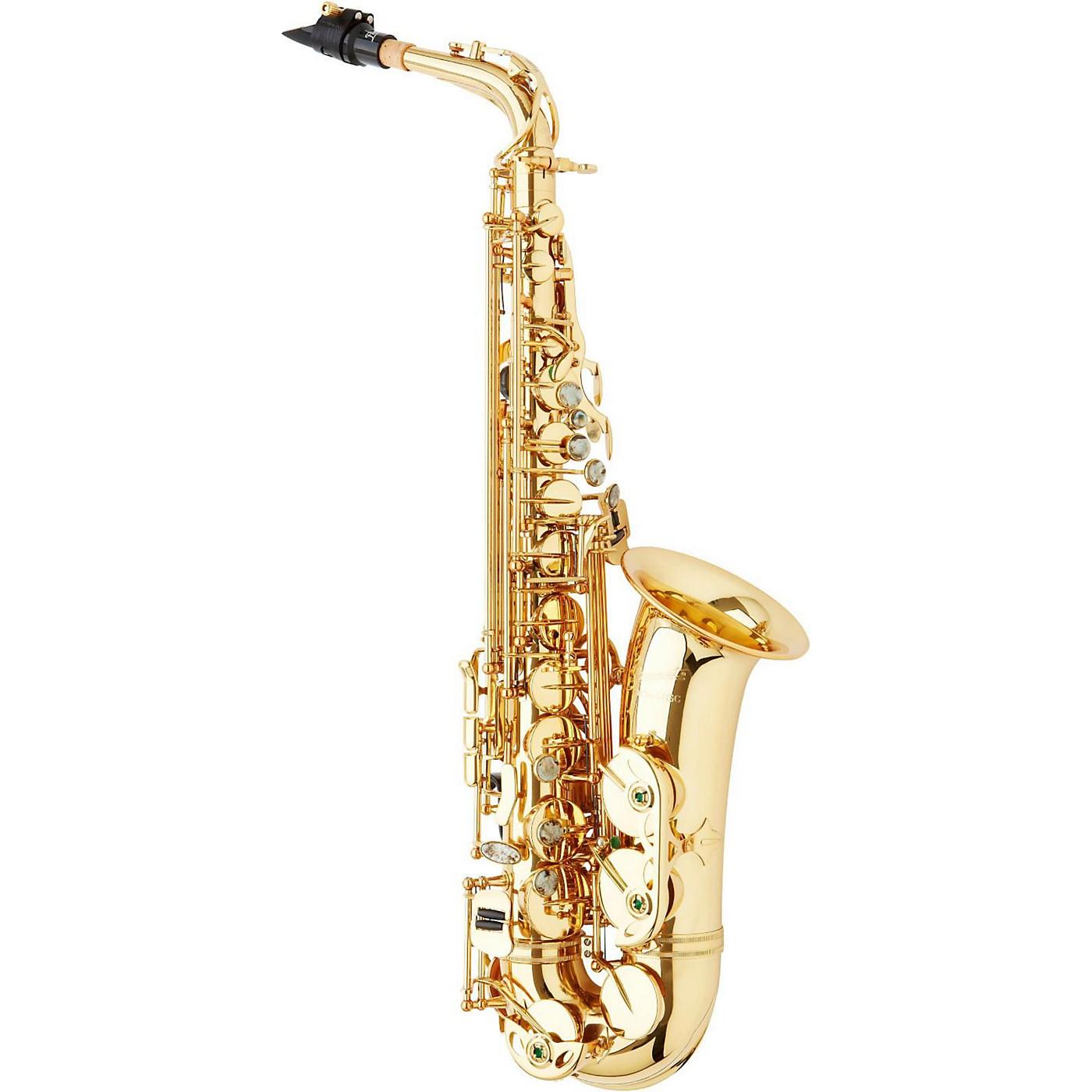 P. Mauriat PMSA-57GC Intermediate Alto Saxophone thumbnail