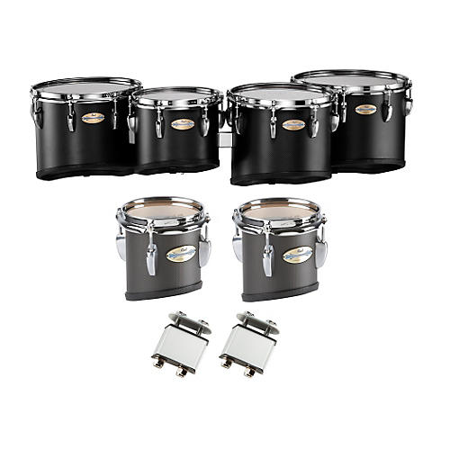 Pearl PMTC-668023 Championship Carbonply Marching Sextet Tom Set thumbnail