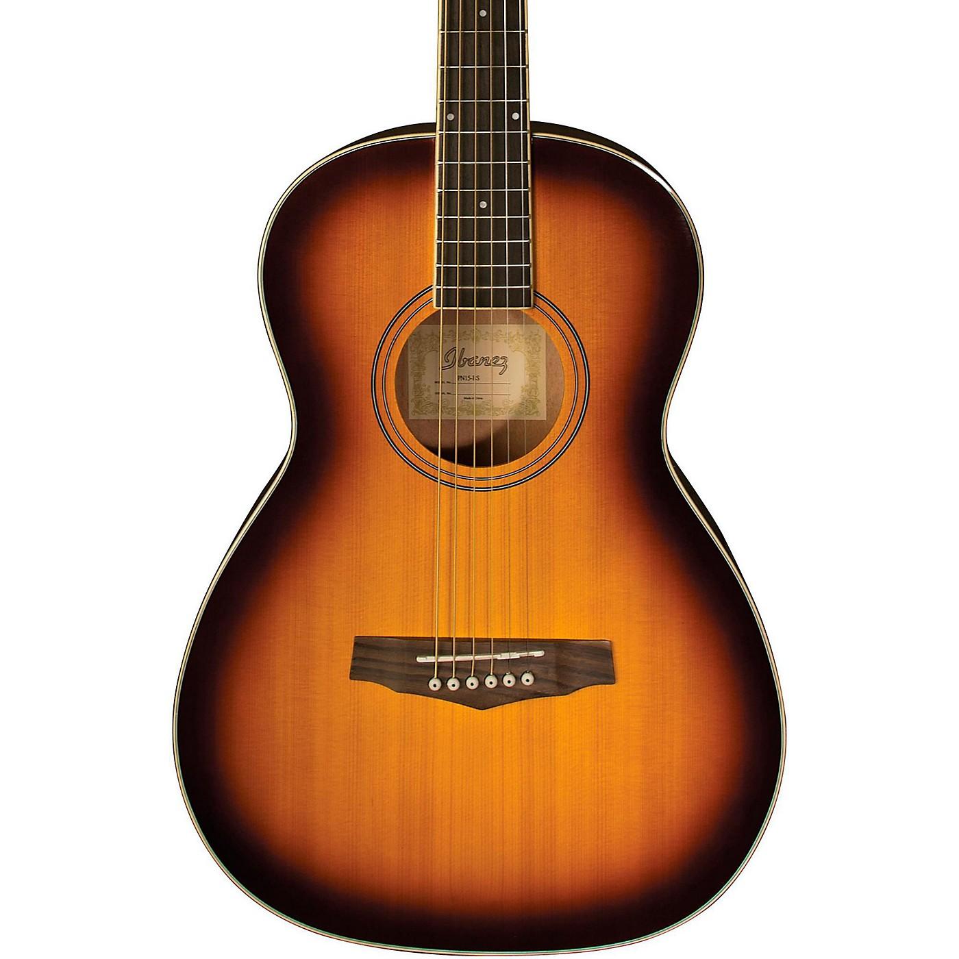 Ibanez PN15 Parlor Size Acoustic Guitar thumbnail