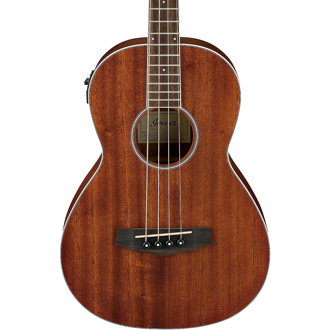 Ibanez PNB14E Parlor Acoustic-Electric Bass Guitar thumbnail