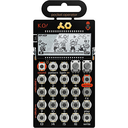 Teenage Engineering PO-33 KO thumbnail