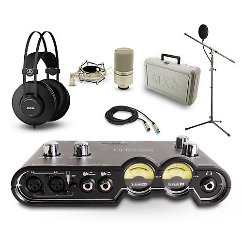 Line 6 POD Studio UX2, K52 and 990 Package thumbnail