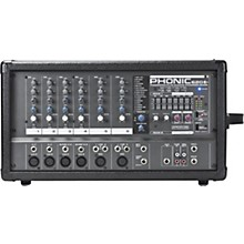 Phonic POWERPOD 620 PLUS 200-Watt 6-Channel Powered Mixer with DFX