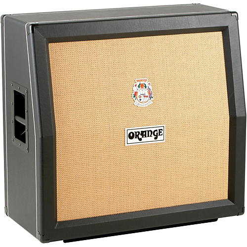 Orange Amplifiers PPC Series PPC412-A 240W 4x12 Guitar Speaker Cabinet thumbnail