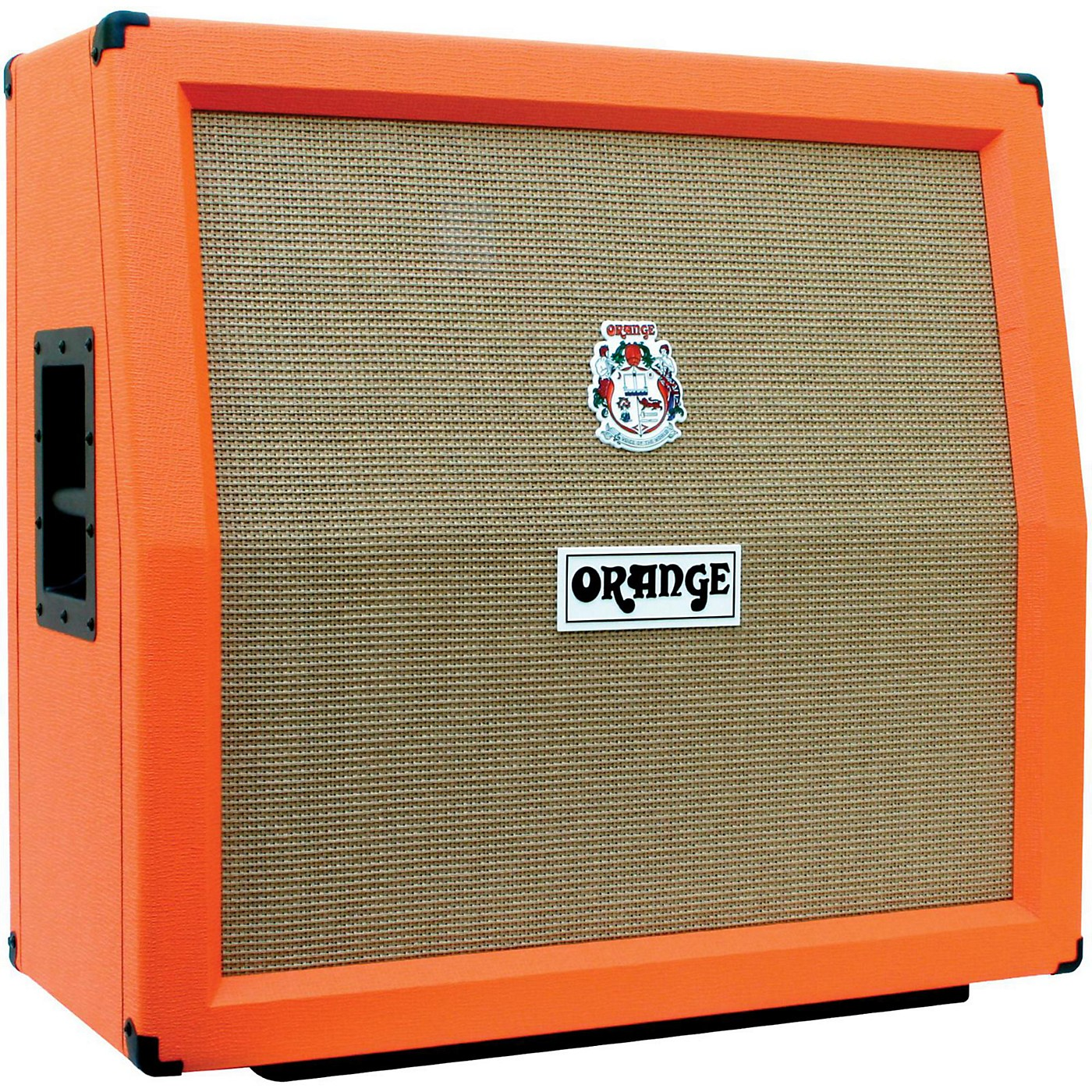 Orange Amplifiers PPC Series PPC412-A 240W 4x12 Guitar Speaker Cabinet thumbnail