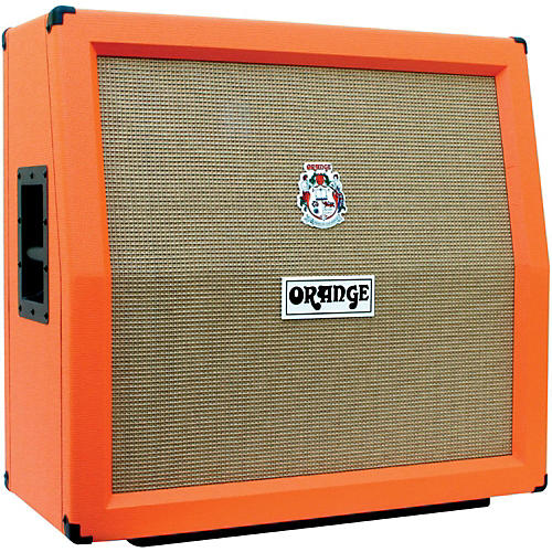 Orange Amplifiers PPC Series PPC412-A 240W 4x12 Guitar Speaker Cabinet-thumbnail