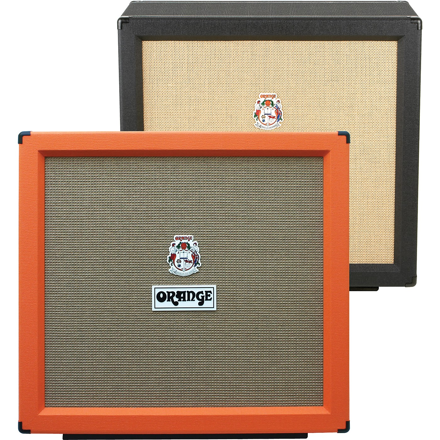 Orange Amplifiers PPC Series PPC412-C 240W 4x12 Guitar Speaker Cabinet thumbnail