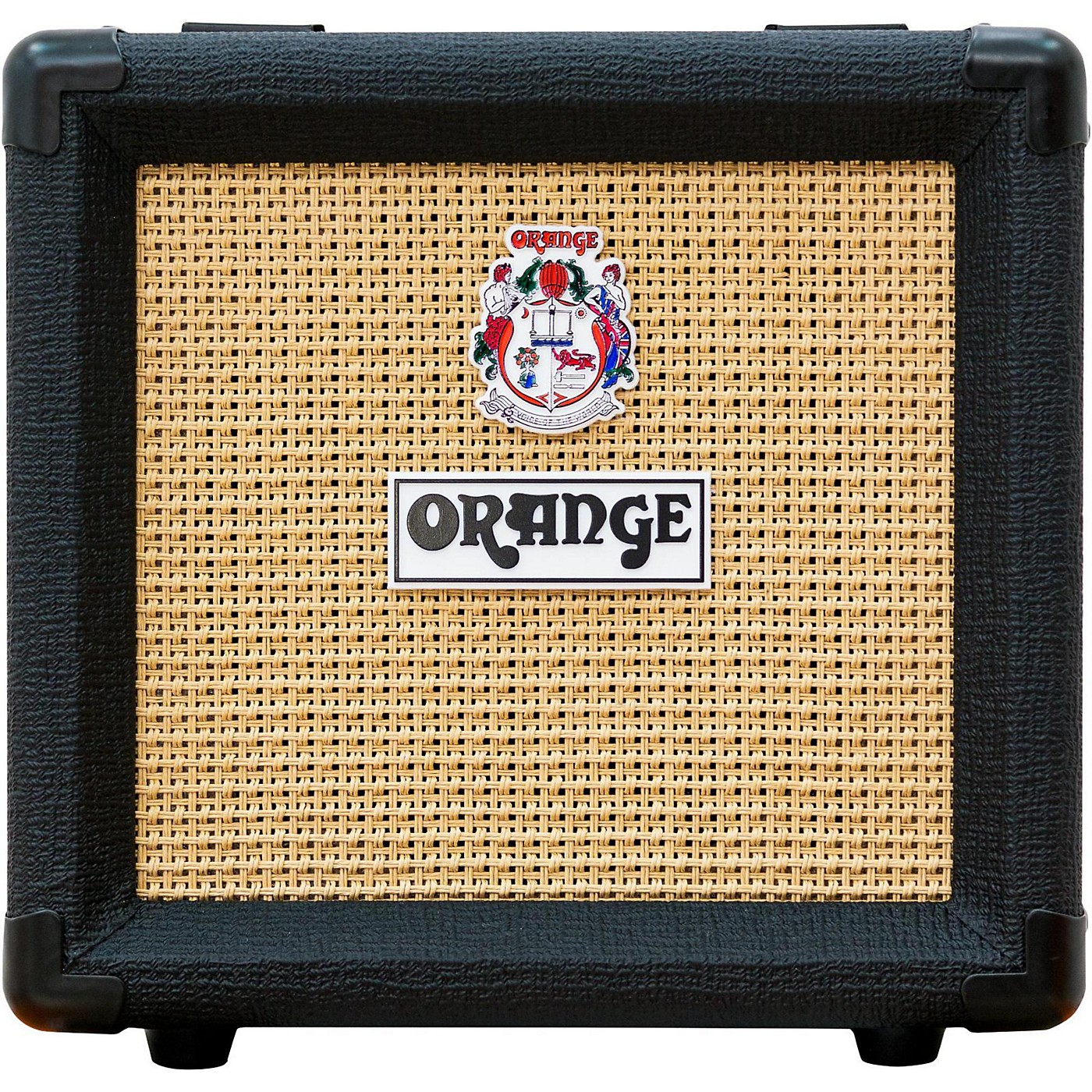 Orange Amplifiers PPC108 Micro Dark 20W 1x8 Guitar Speaker Cabinet thumbnail