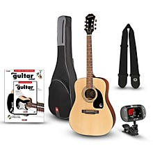 Epiphone PR-150 Acoustic Guitar Bundle