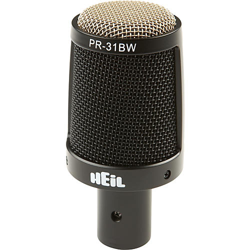 Heil Sound PR 31 BW Short Barrel Large-Diaphragm Dynamic Mic thumbnail