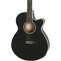 Epiphone PR-4E LE Acoustic-Electric Guitar Ebony