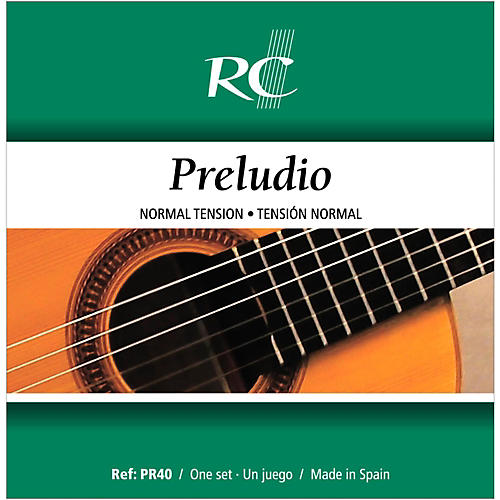 RC Strings PR40 Preludio Nylon Guitar Strings thumbnail