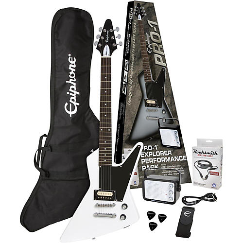 Epiphone PRO-1 Explorer Electric Guitar Pack thumbnail