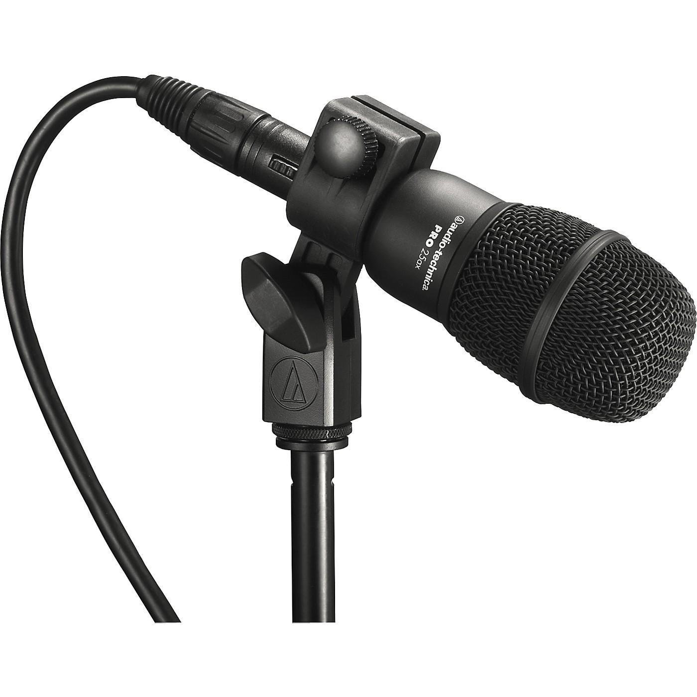 Audio-Technica PRO 25ax Hypercardioid Dynamic Instrument Mic thumbnail