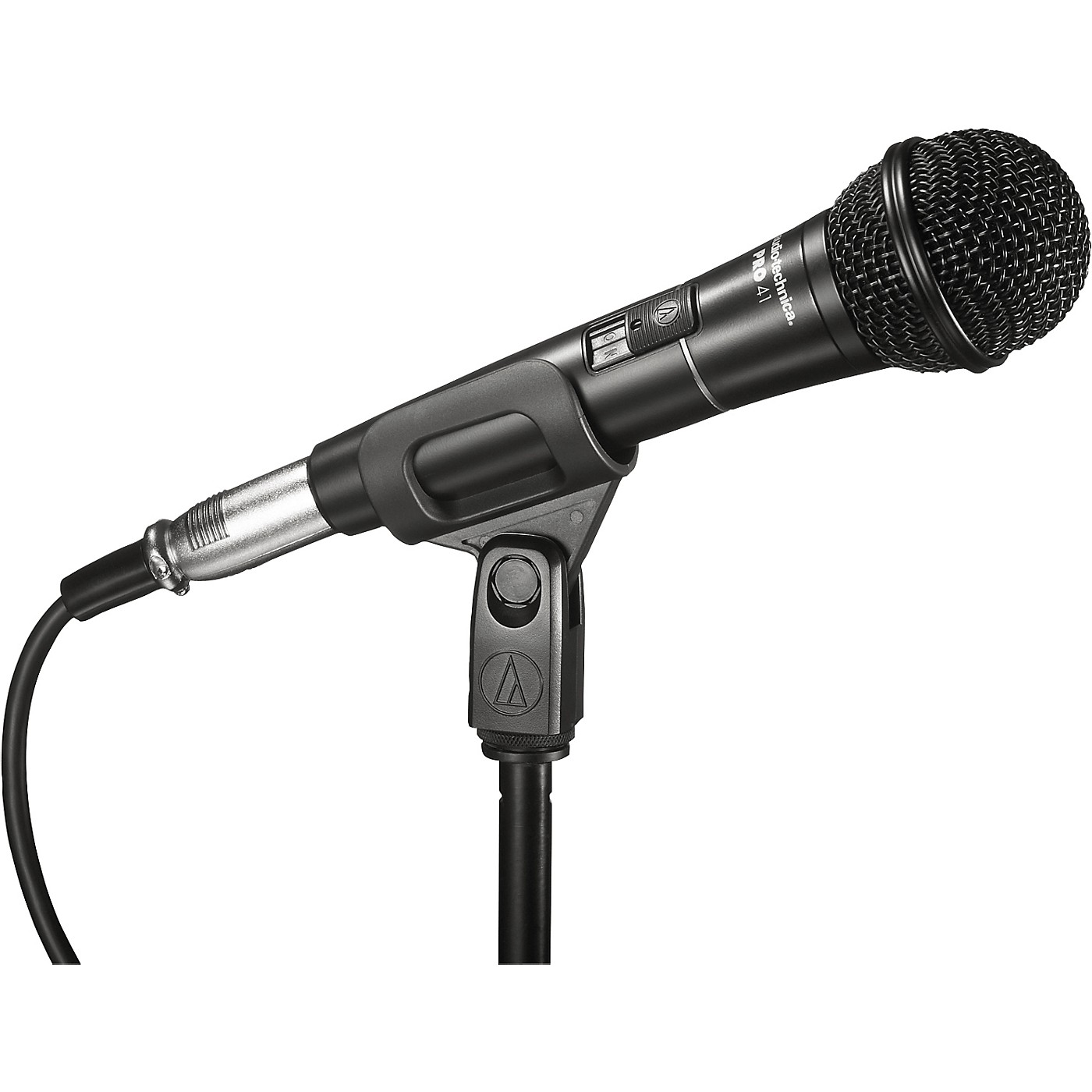 Audio-Technica PRO 41 Cardioid Dynamic Microphone thumbnail