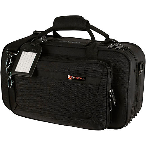 Protec PRO PAC Curved Soprano Saxophone Case-thumbnail
