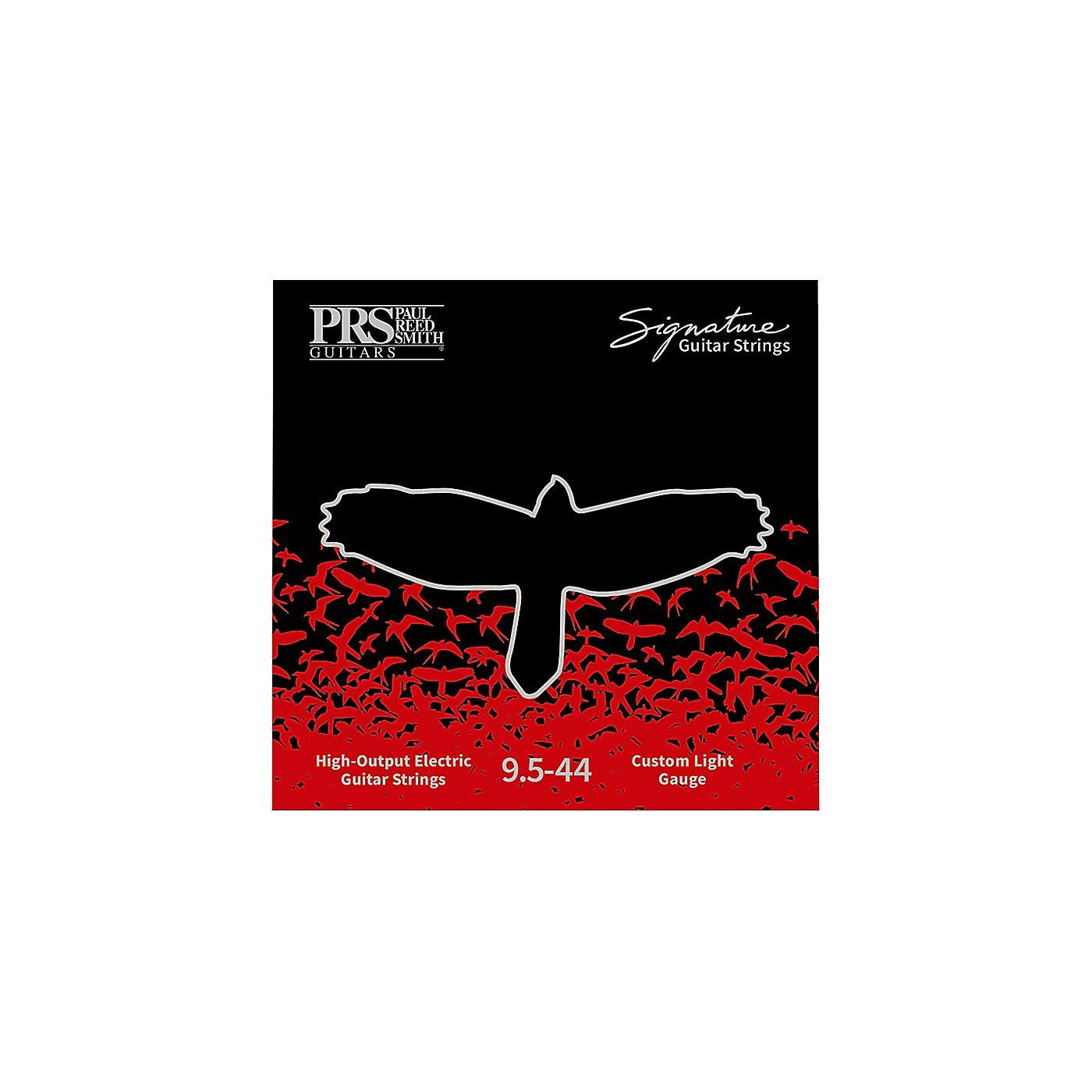 PRS PRS Signature Electric Guitar Strings, Custom Light (.095-.044) thumbnail
