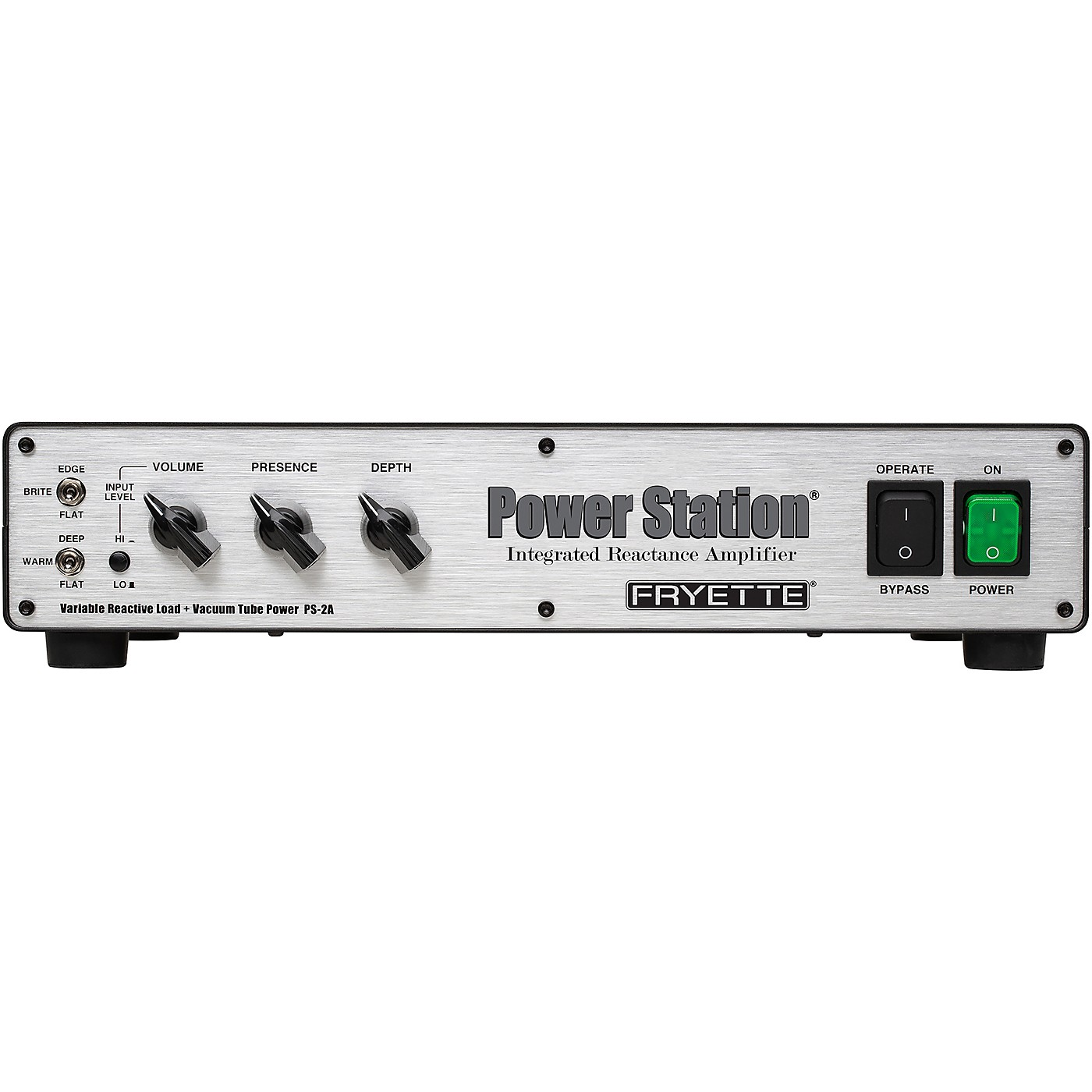 Fryette PS-2 Power Station Integrated Reactance Amplifier thumbnail