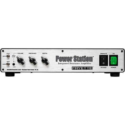 Fryette PS-2 Power Station Integrated Reactance Amplifier thumbnail