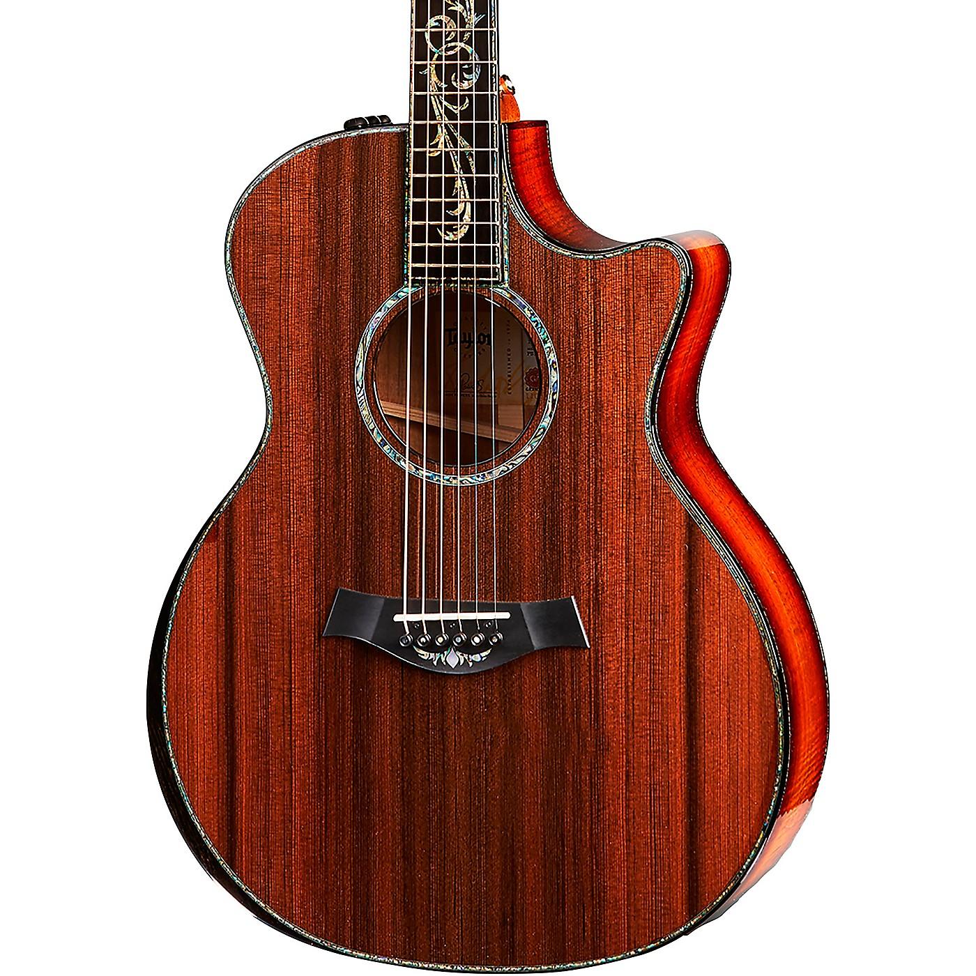 Taylor PS14ce V-Class Grand Auditorium Acoustic-Electric Guitar thumbnail