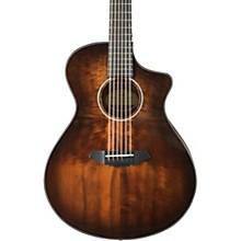 Breedlove PSCN04CESSMYMY Pursuit Exotic Concert 12-String Acoustic-Electric Guitar