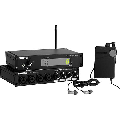 Shure PSM 400 Wireless Personal Performance Pack-thumbnail