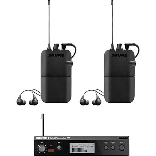 Shure PSM300 Twin Pack thumbnail