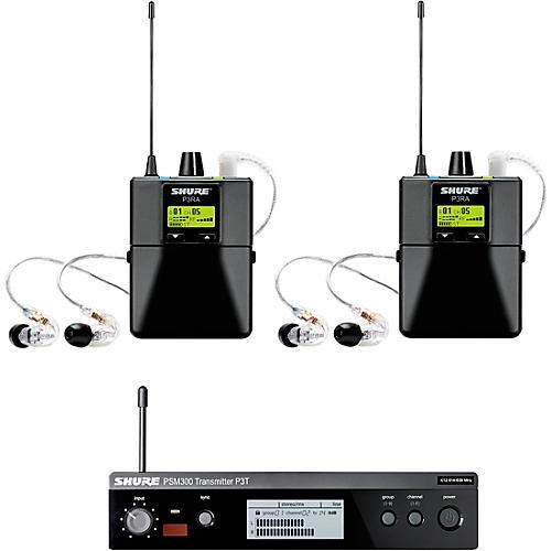 Shure PSM300 TwinPack Pro thumbnail