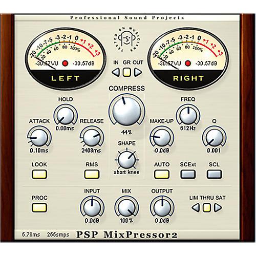PSP Audioware PSP MixPack thumbnail