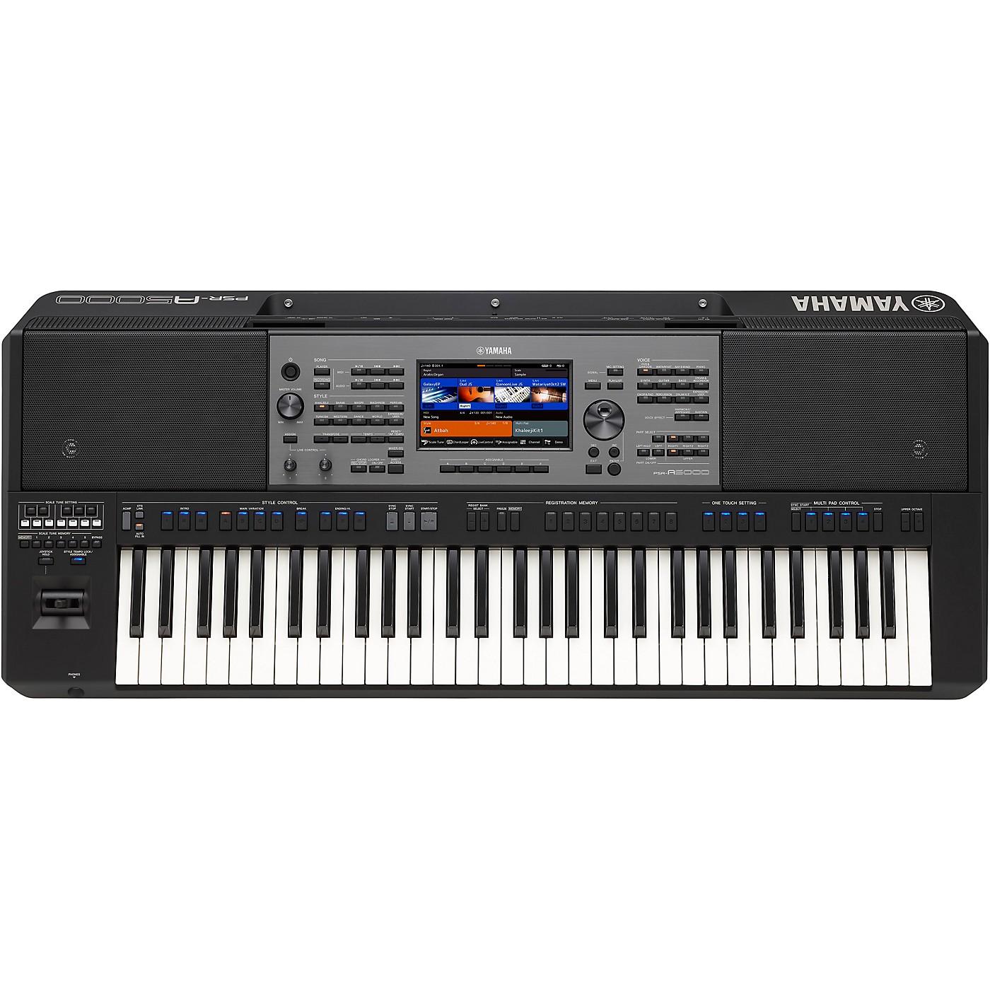 Yamaha PSR-A5000 Arranger Keyboard thumbnail