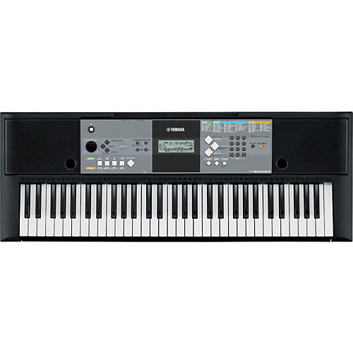 Yamaha PSR-E233 61-Key Entry-Level Portable Keyboard with Survival Kit thumbnail
