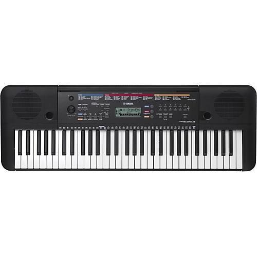 Yamaha PSR-E263 61-Key Portable Keyboard thumbnail