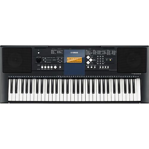 Yamaha PSR E333 61-Key Mid-Level Portable Keyboard-thumbnail