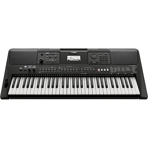 Yamaha PSR-E463 61-Key Portable Keyboard thumbnail